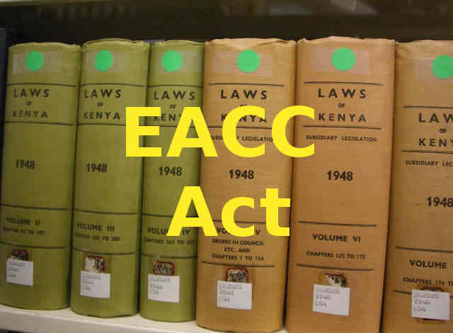 Photo of Ethics and Anti Corruption Commission Act, 2011