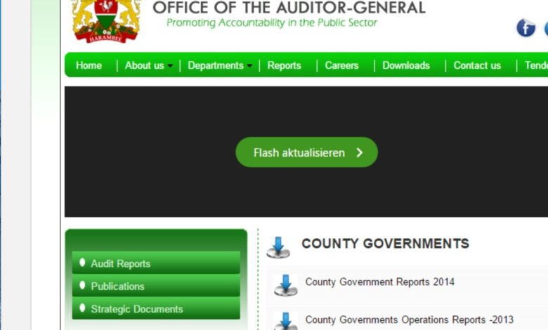 Photo of New Auditor General Reports – and how to interpret them