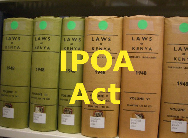 Photo of IPOA Act – Independent Policing Oversight Authority Act