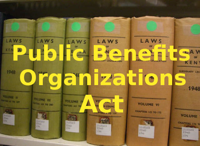 Photo of Public Benefits Organizations