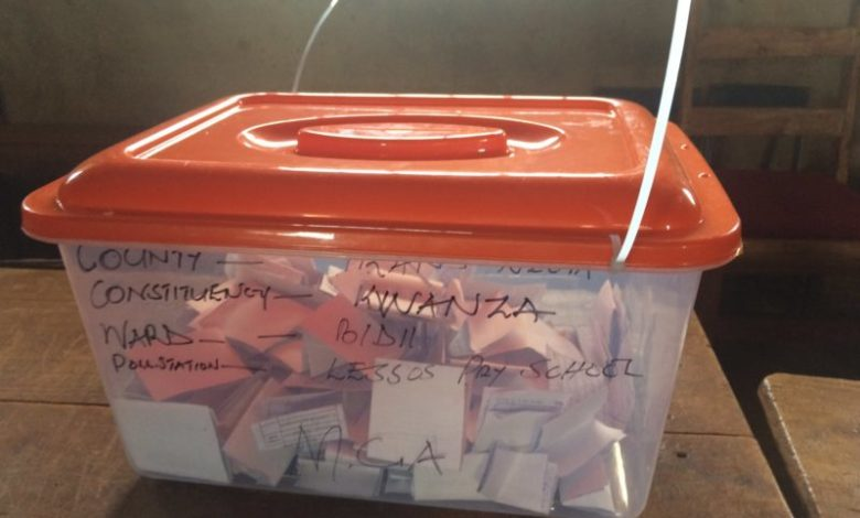 Photo of ODM Primaries – When Rules Seem to Fail