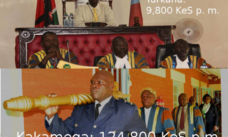 Photo of Kakamega MCAs Cost 12 Times as Much as Turkana MCAs – Why?