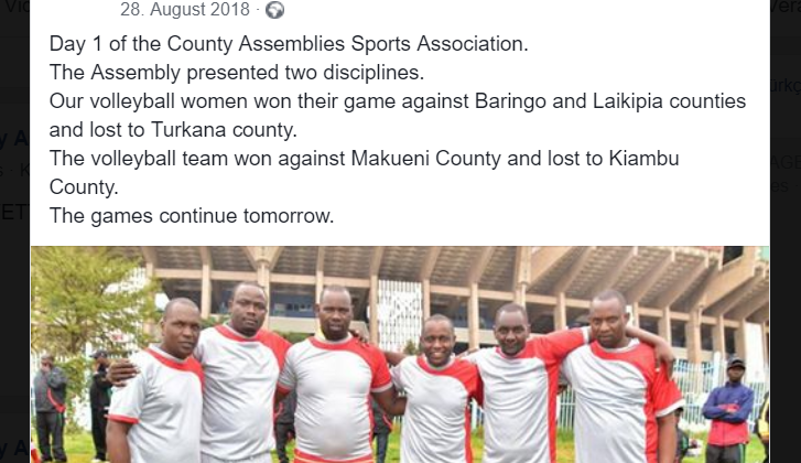 Photo of Counties Illegally Spent Millions to Finance Sports Activities