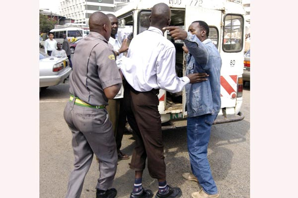 Photo of Unclear Laws On Operations Of County Askaris